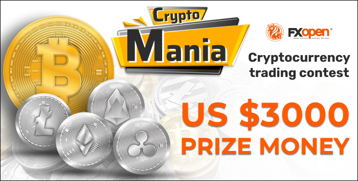 FXOpen Launches CryptoMania 2020 Demo Contest $3000 Prize Funds