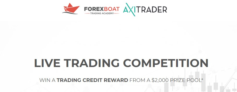 AxiTrader Live Trading Competition | $2,000 Prize Pool